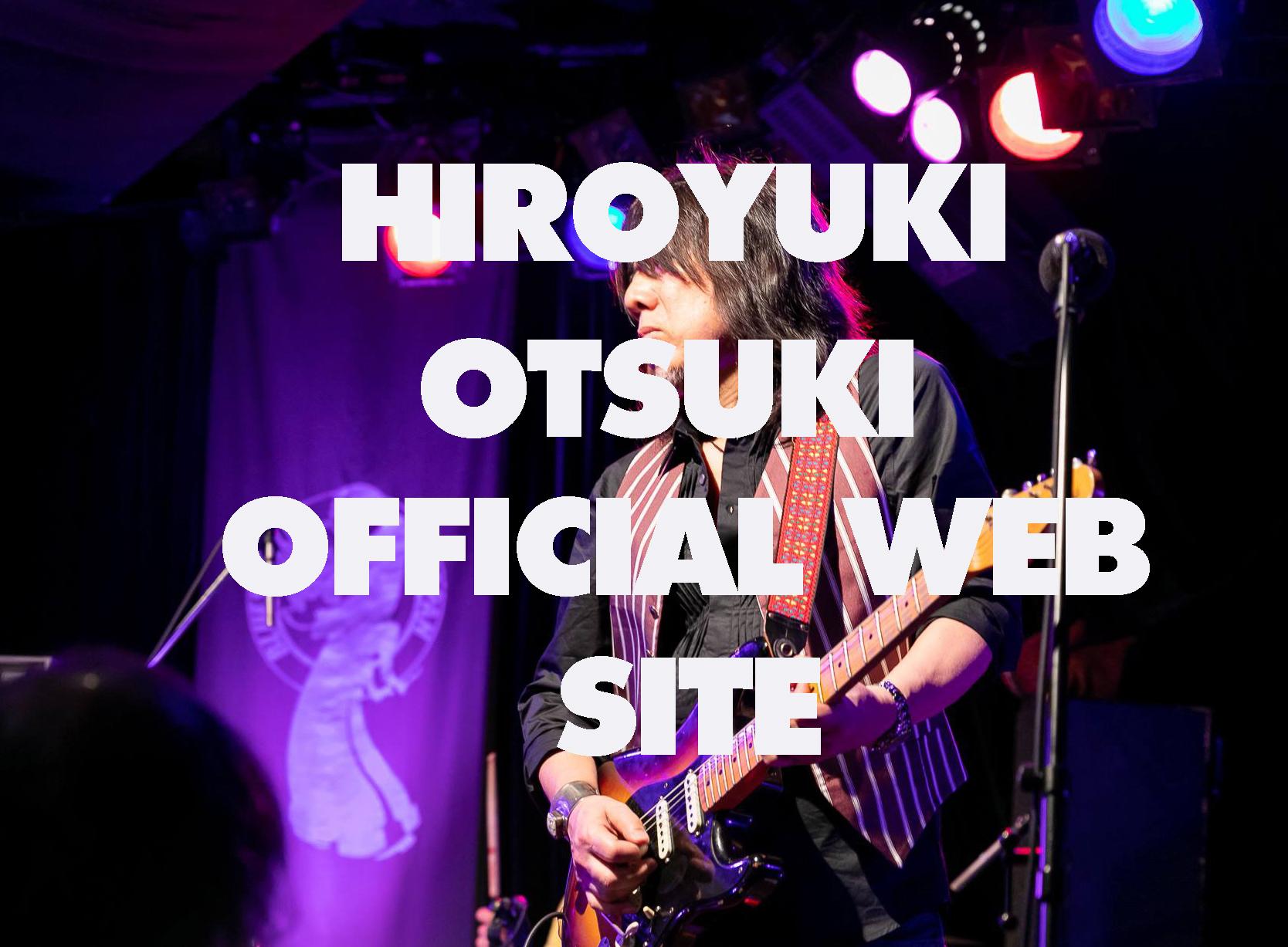 Hiroyuki Otsuki Official Web Site